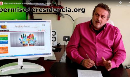 Pueden tener en España una cuenta bancaria los extranjeros no residentes