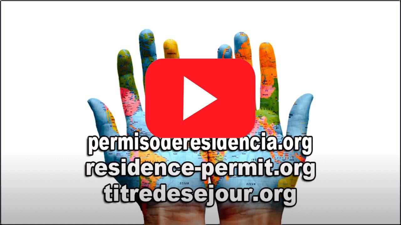 referencias permiso de residencia