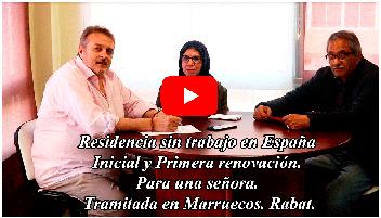 residencia sin trabajo en España