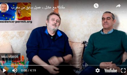 Entrevista a Adel, Marruecos