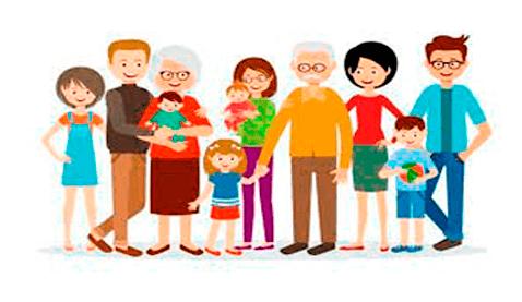 familia ventajas de obtener Golden Visa en España