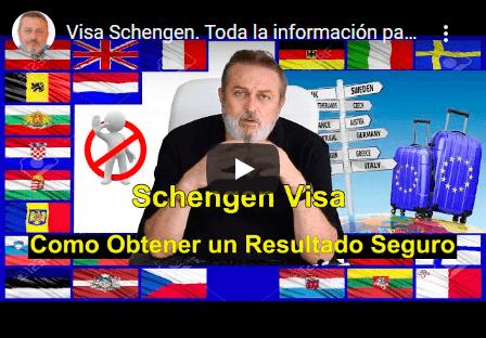 Visa Schengen. Toda la información para que te resulte fácil, rápido y seguro poder obtenerla.