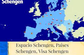 Que es una Visa Schengen y a que países puedo viajar
