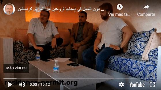 Residencia sin Trabajo Primera Residencia Irak – Kurdistan