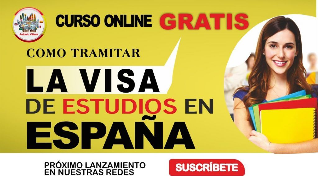 Residencia por Estudios en España con familia